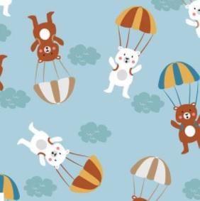 Fly Away Teddy